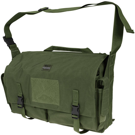 Maxpedition Gleneagle Messenger Bag OD Green