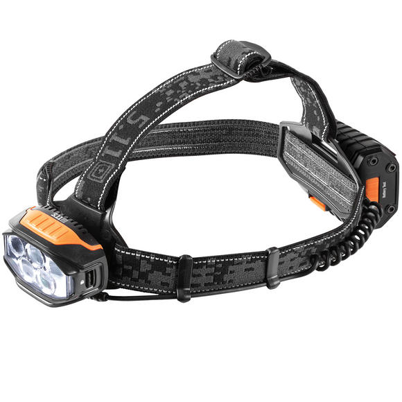 5.11 S+R H6 Headlamp Black