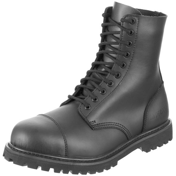 Surplus Undercover 10 Eye Boots Black