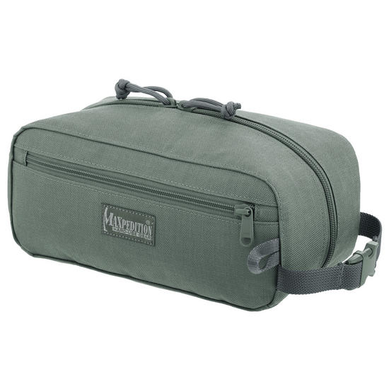 Maxpedition Upshot Tactical Shower Bag Foliage Green
