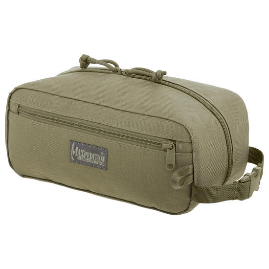 Maxpedition Upshot Tactical Shower Bag Khaki