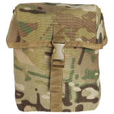 Mil-Tec Utility Pouch Medium MOLLE Multitarn