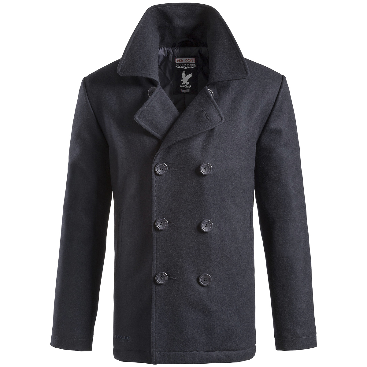 Surplus Navy Pea Coat