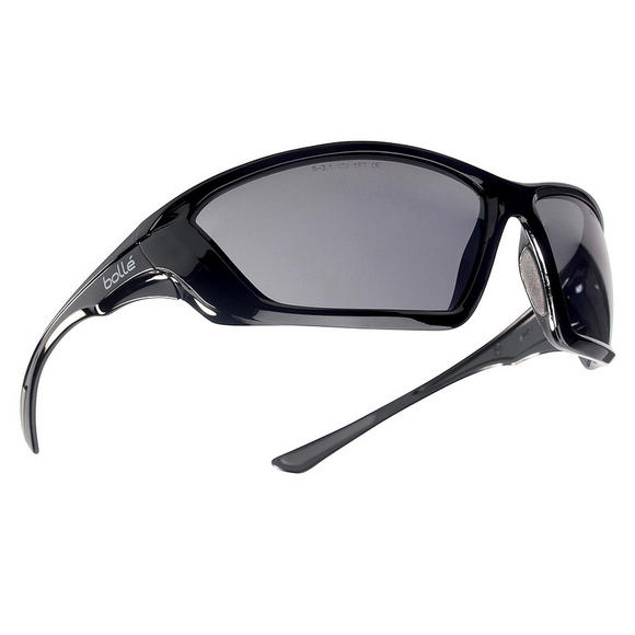 Bolle Tactical SWAT Ballistic Sunglasses - Smoke Lens / Black Frame