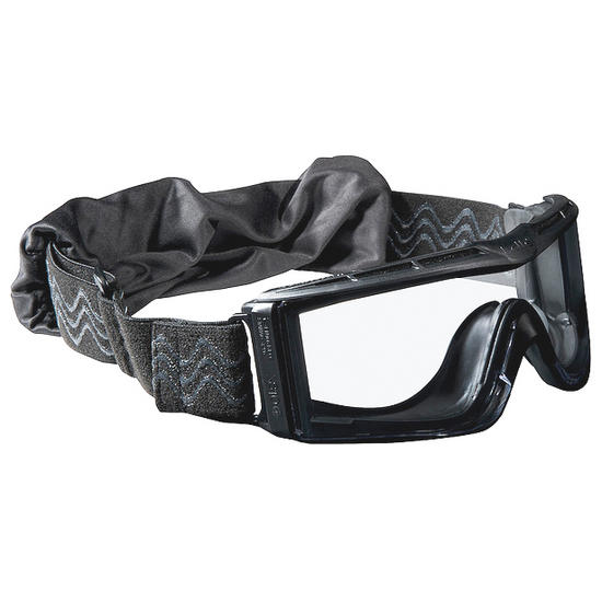 Bolle X810 Goggles - Clear Lens / Black Frame