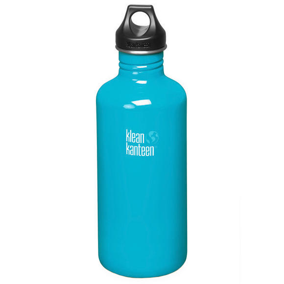 Klean Kanteen Classic 1182ml Bottle with Loop Cap Channel Island