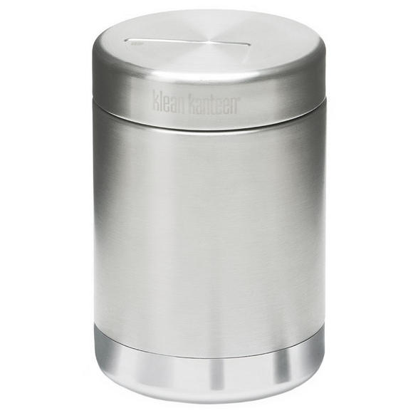 Klean Kanteen Food Canister 473ml Vacuum Insulated Brushed Stainless