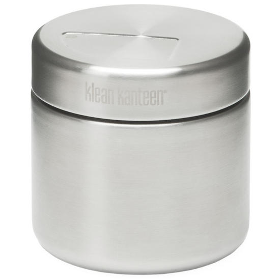Klean Kanteen Food Canister 473ml Single-Wall Brushed Stainless
