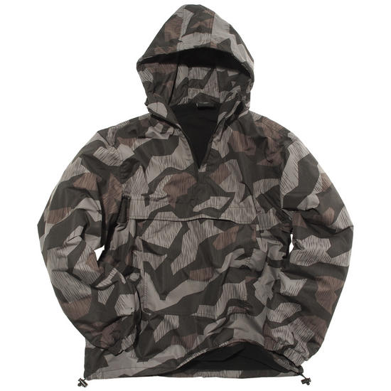 Mil-Tec Combat Anorak Splinter Night