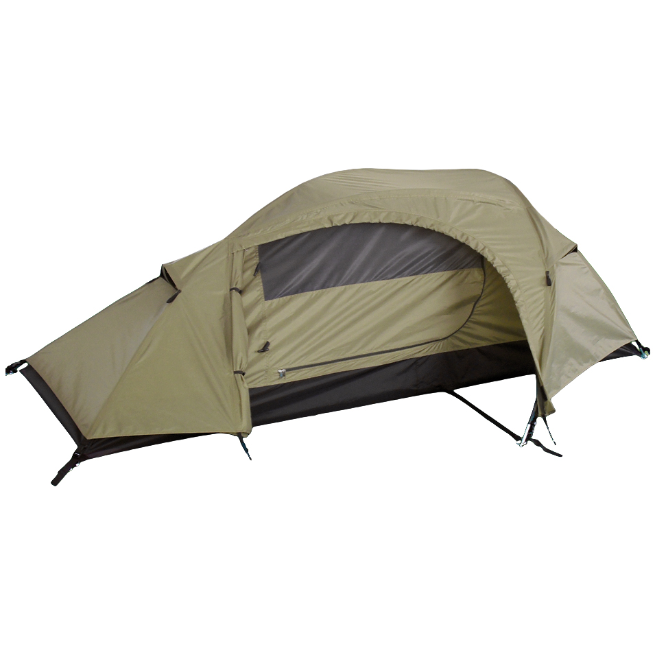 Mil-Tec Recom One Man Tent Coyote Mil-Tec Recom One Man Tent Coyote  sc 1 st  Military 1st : 1 person tent - memphite.com