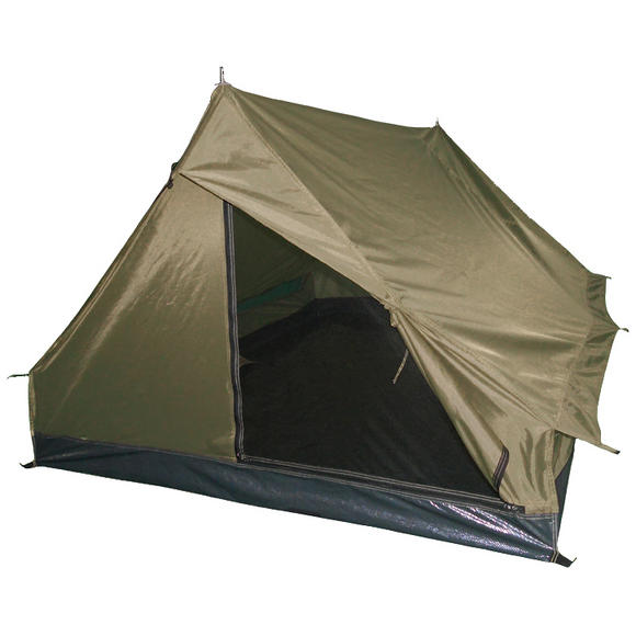 Mil-Tec Mini Pack Standard Two Man Tent Coyote