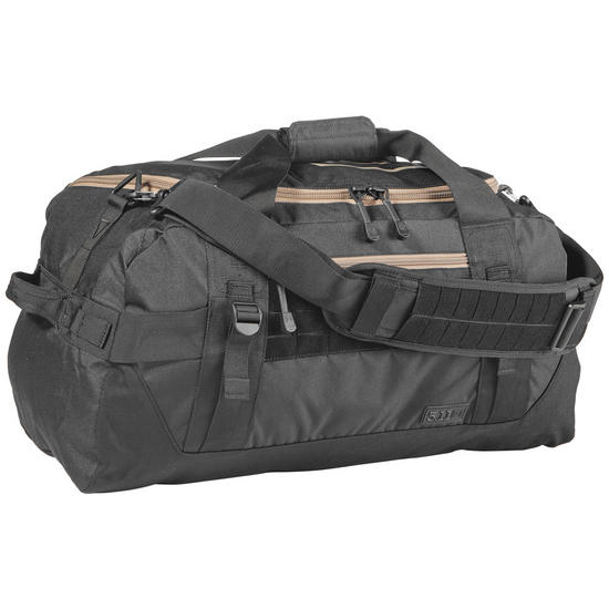 5.11 NBT Lima Duffle Bag Black