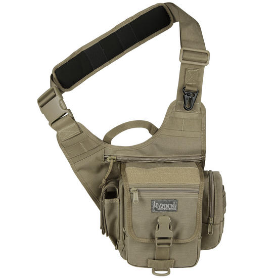 Maxpedition Fatboy S-Type Versipack Khaki