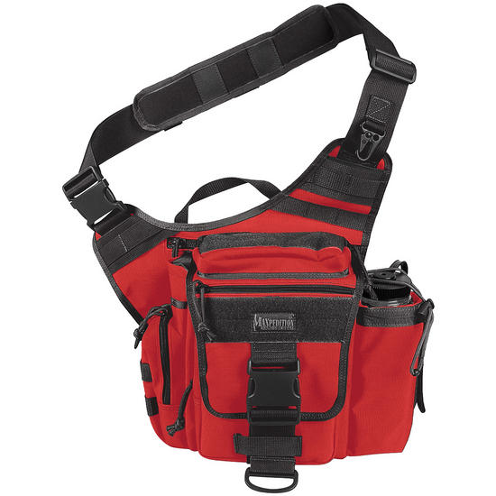 Maxpedition Jumbo S-Type Versipack Red