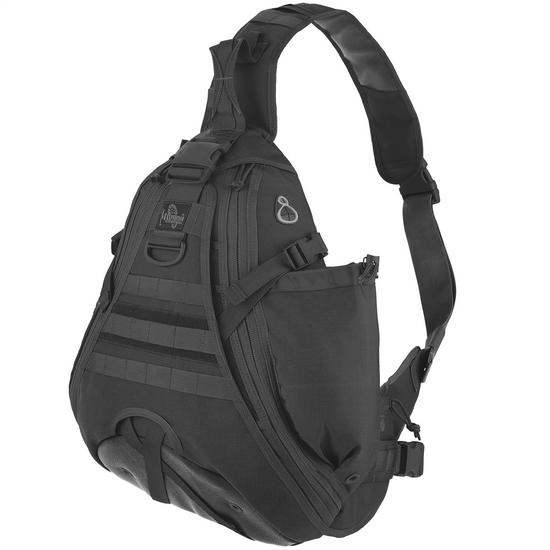 Maxpedition Monsoon S-Type Gearslinger Black