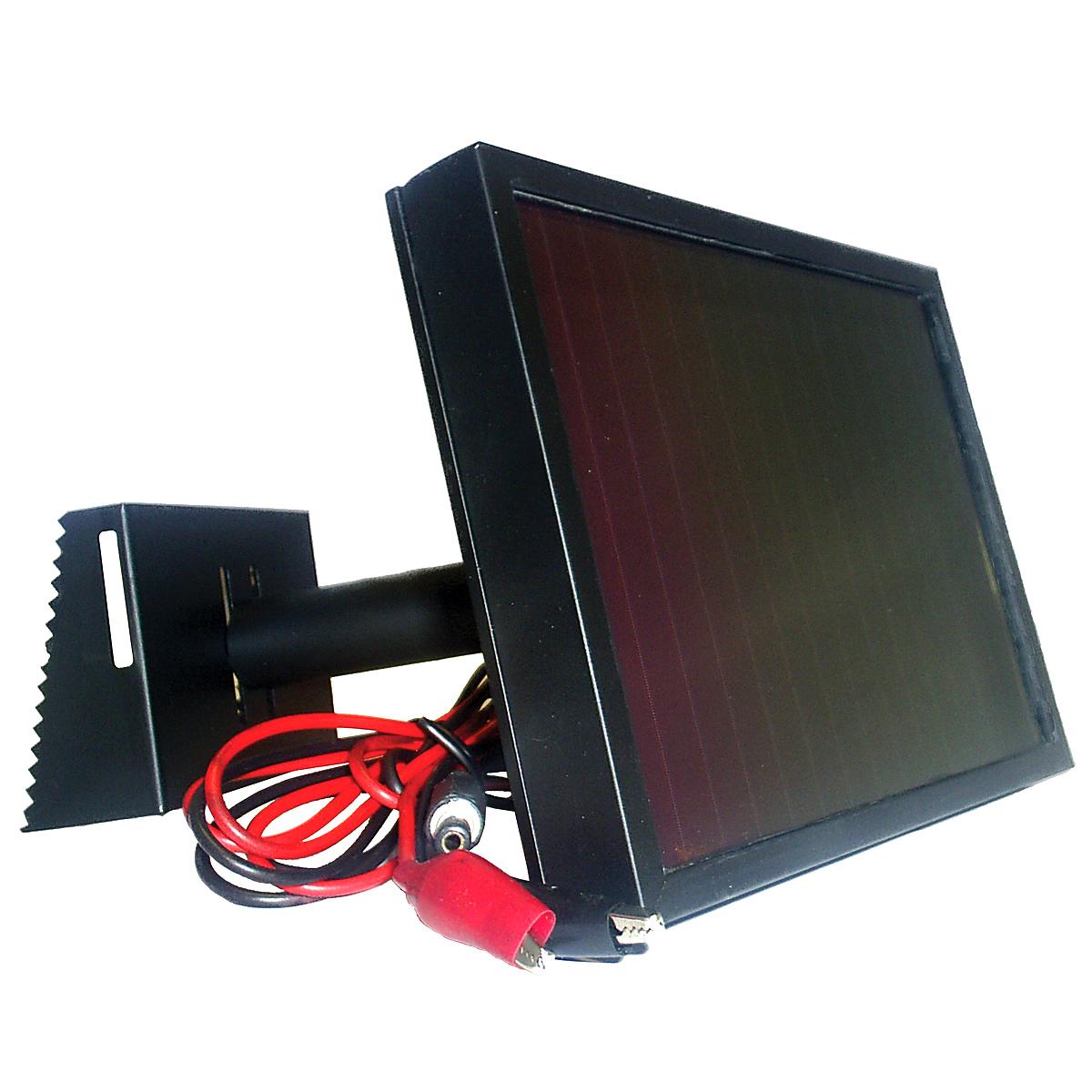 spypoint sp 12v solar panel black everything else. Black Bedroom Furniture Sets. Home Design Ideas