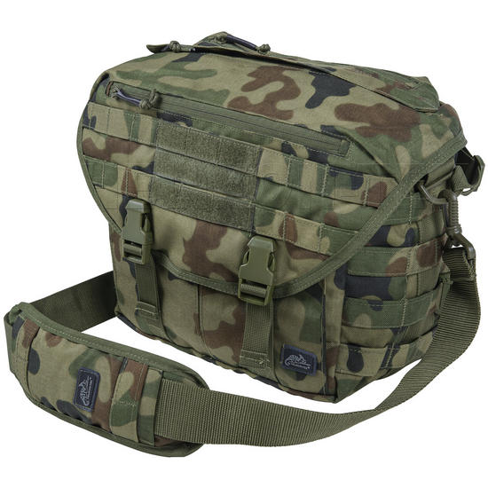 Helikon Wombat Shoulder Bag Polish Woodland