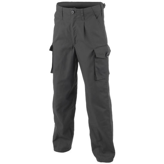 Highlander Guard Force Ripstop Trousers Black