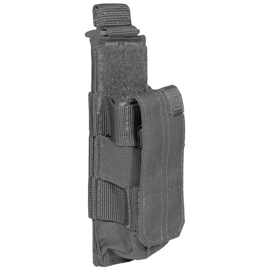 5.11 Single Pistol Bungee Cover Storm