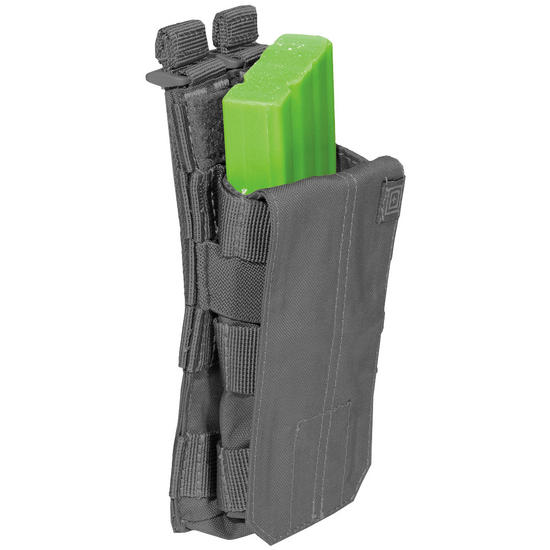 5.11 Single AR/G36 Bungee Cover Mag Pouch Storm