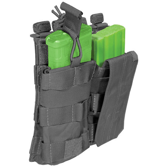 5.11 Double AR/G36 Bungee Cover Mag Pouch Storm
