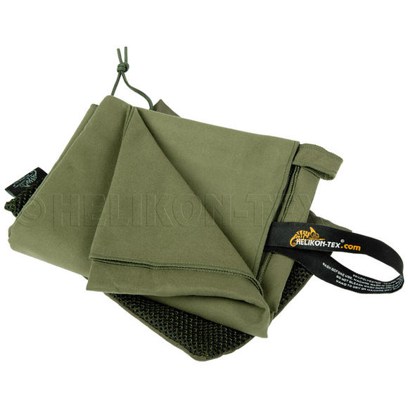 Helikon Field Towel Olive Green