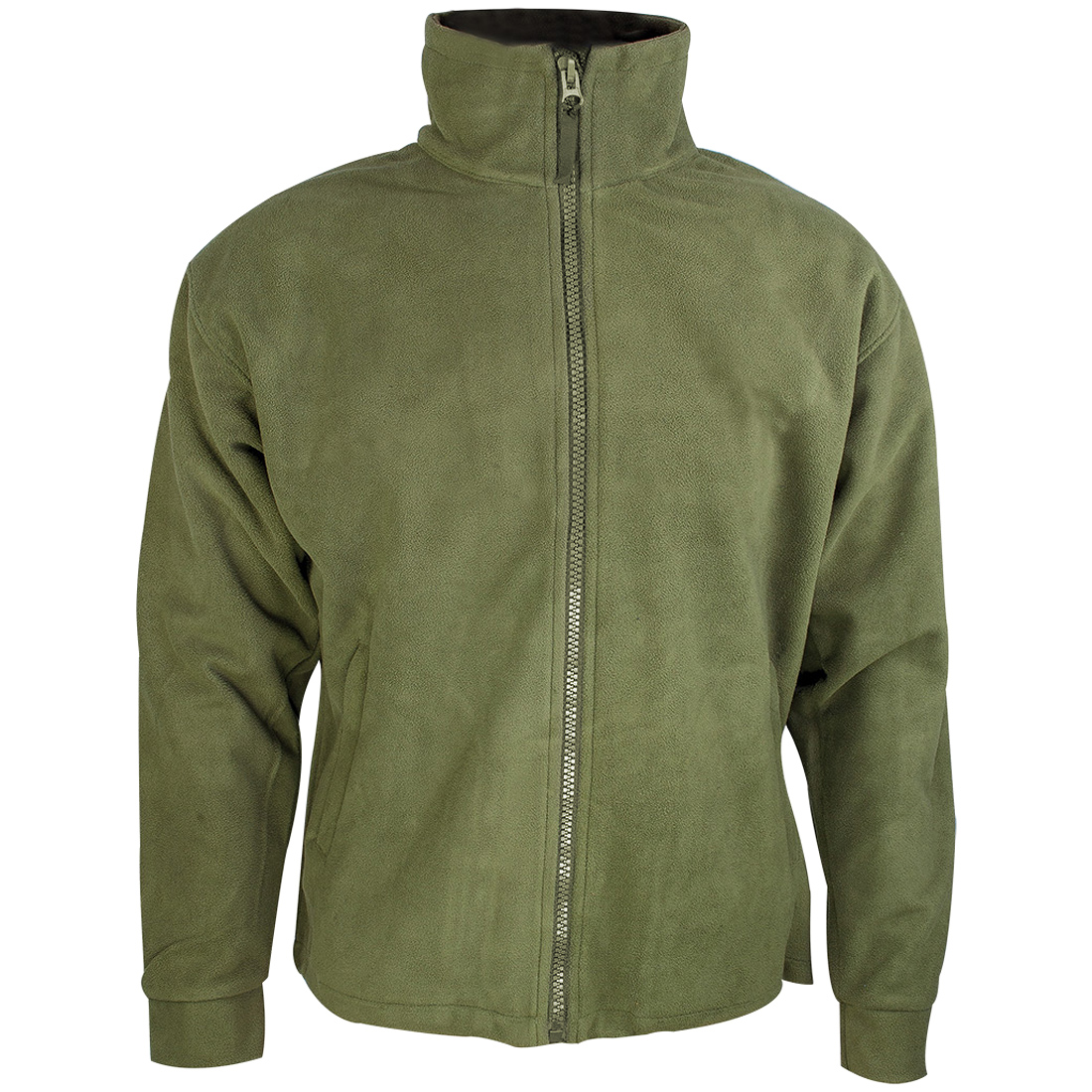 Highlander Thor Fleece Jacket Olive | Fleeces | Military 1st