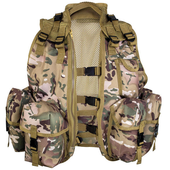 Highlander Cadet Assault Vest HMTC