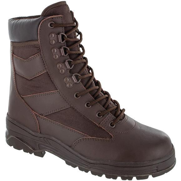 Highlander Alpha Boots Brown