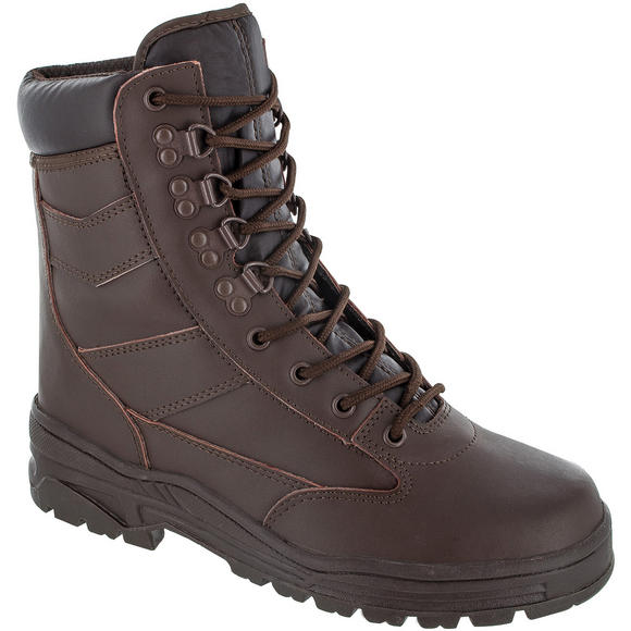 Highlander Delta Boots Brown