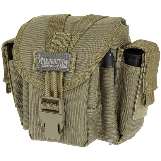 Maxpedition M-4 Waistpack Khaki