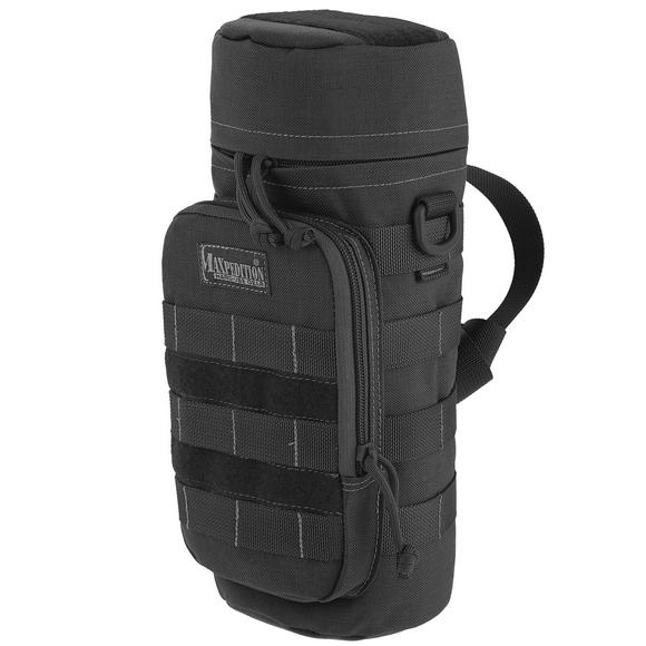 "Maxpedition 12"" x 5"" Bottle Holder Black"