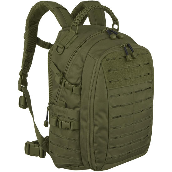 Mil-Tec Mission Pack Laser Cut Small Olive