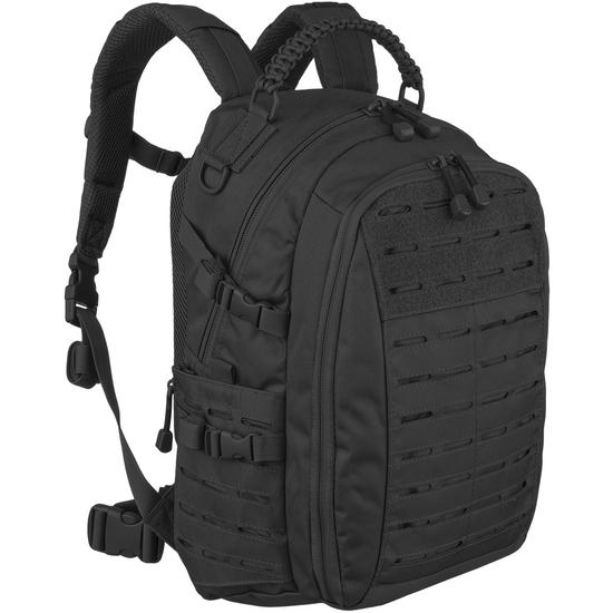 Mil-Tec Mission Pack Laser Cut Small Black