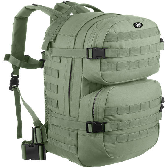 MFH Backpack Assault II Foliage Green