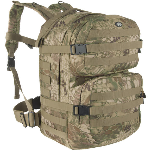 MFH Backpack Assault II Snake FG