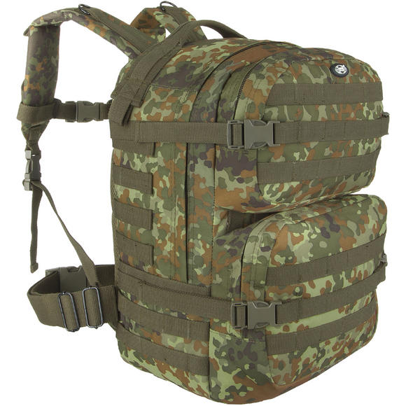 MFH Backpack Assault II Flecktarn