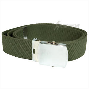 Mil-Tec Webbing Belt Olive
