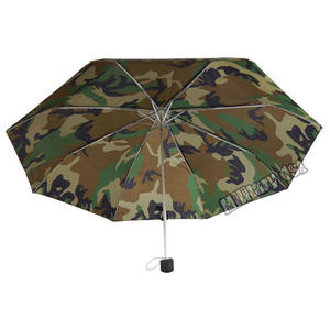 Mini Folding Umbrella Woodland