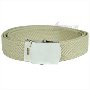 Mil-Tec Webbing Belt Khaki
