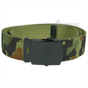 Mil-Tec Webbing Belt Flecktarn