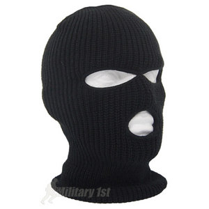 3 Hole Acrylic Warm Balaclava
