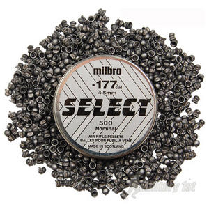 Milbro .177 Select Pellets