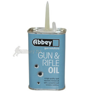 Abbey Gun &amp; Riffle Oil 125ml