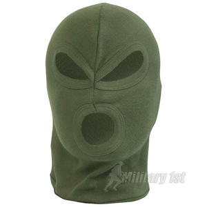 Mil-Com 3 Hole Balaclava Lightweight Olive