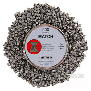 Milbro .177 Match Pellets