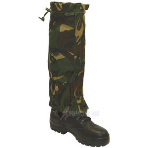 Highlander Military Walking Gaiters DPM  