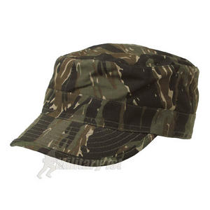 MFH BDU Ripstop Field Cap Tiger Stripe