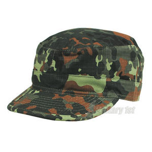 MFH BDU Ripstop Field Cap Flecktarn