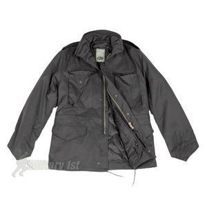 Mil-Tec Classic US M65 Jacket Black